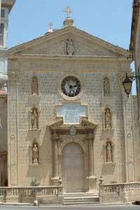 Attard Kirche