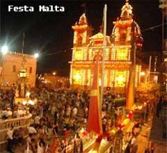 Festa in Malta
