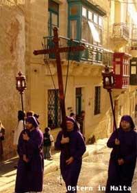 Ostern in Malta