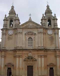 Kirche in Malta