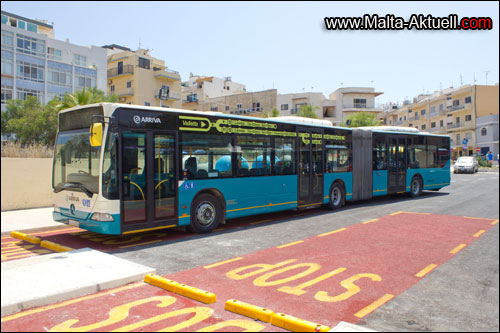 Malta Bus neu