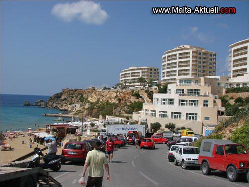 Die schönsten Strände auf Malta
