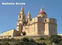 Mellieha Kirche