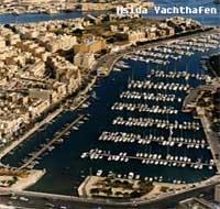 Msida Yachthafen
