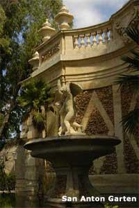 San Anton Garten Malta