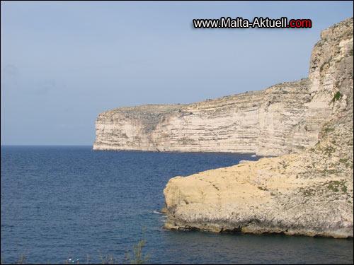 Xlendi Bay Gozo / Malta