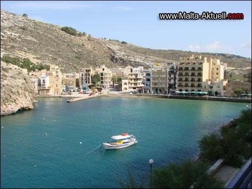 Hotel Xlendi Bucht Gozo
