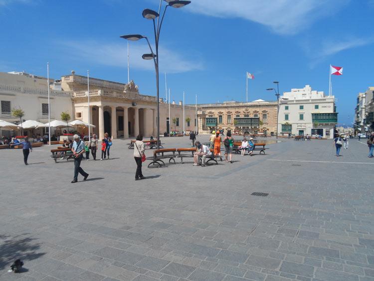 Hauptstadt Malta