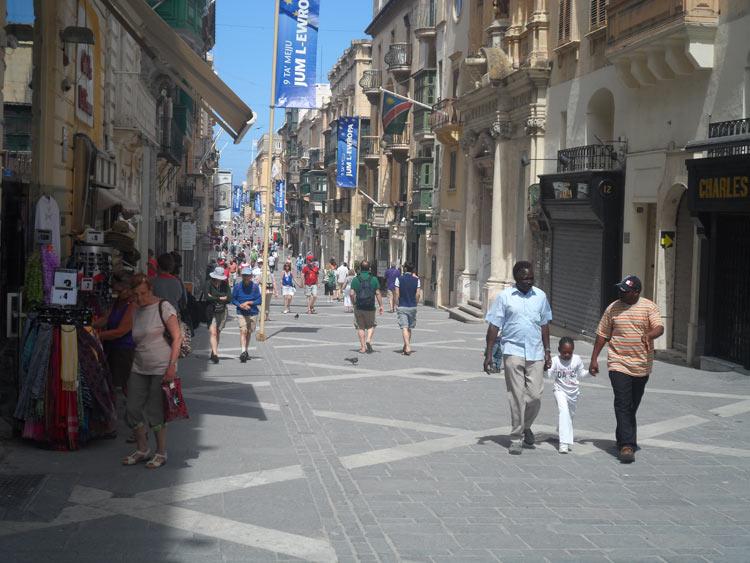 Malta Hauptstadt