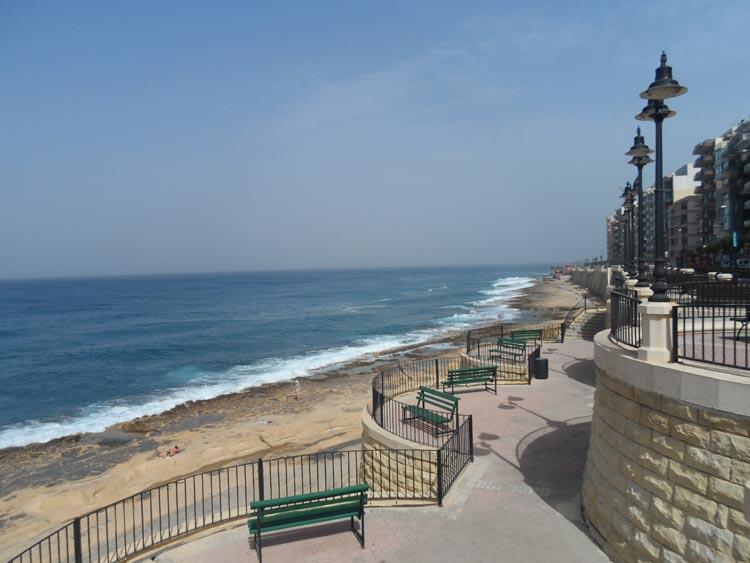 Sliema Strand