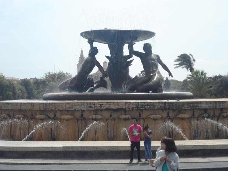 Valletta Busbahnhof