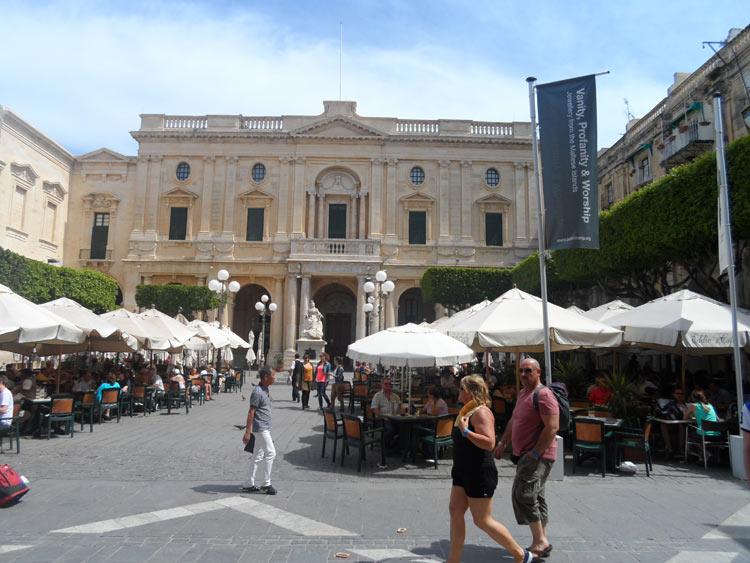 Valletta Cafe