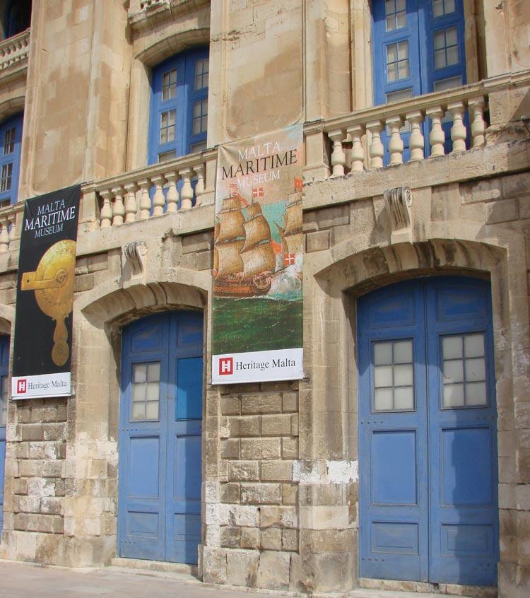 Maritime Museum Malta