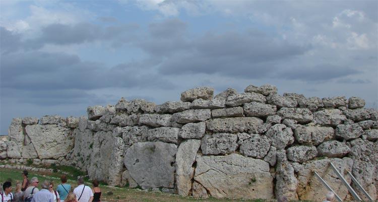 Gozo Tempel Ggantija