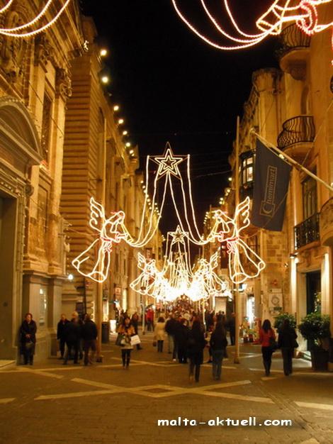Weihnachten in Malta