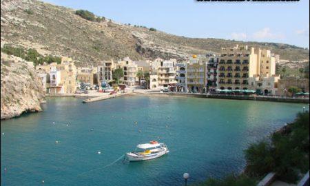 Xlendi Bucht Gozo