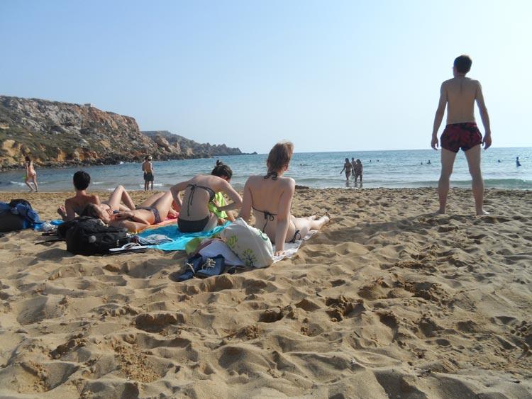 Malta Temperaturen