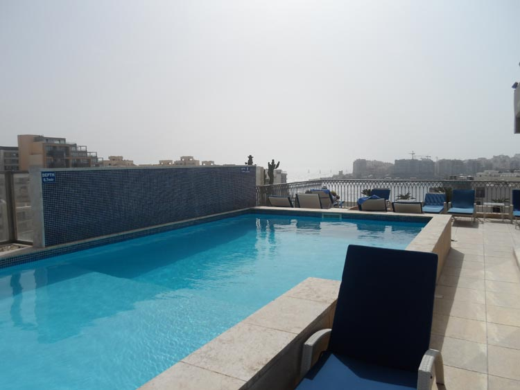 Hotel Juliani Pool