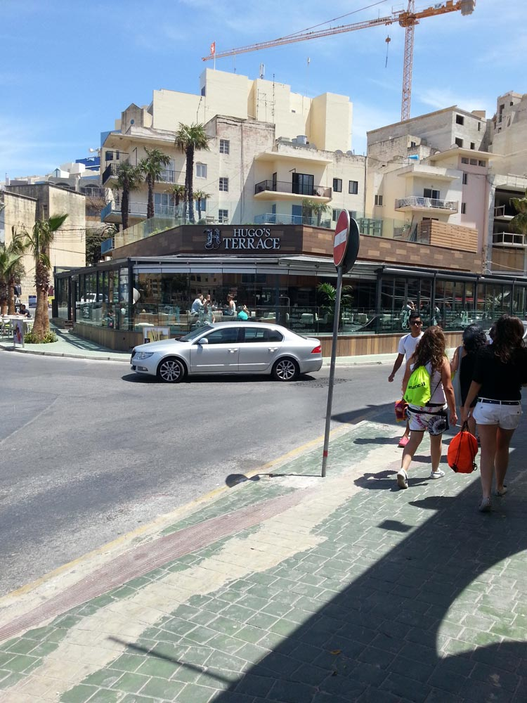 Hugos Terrace