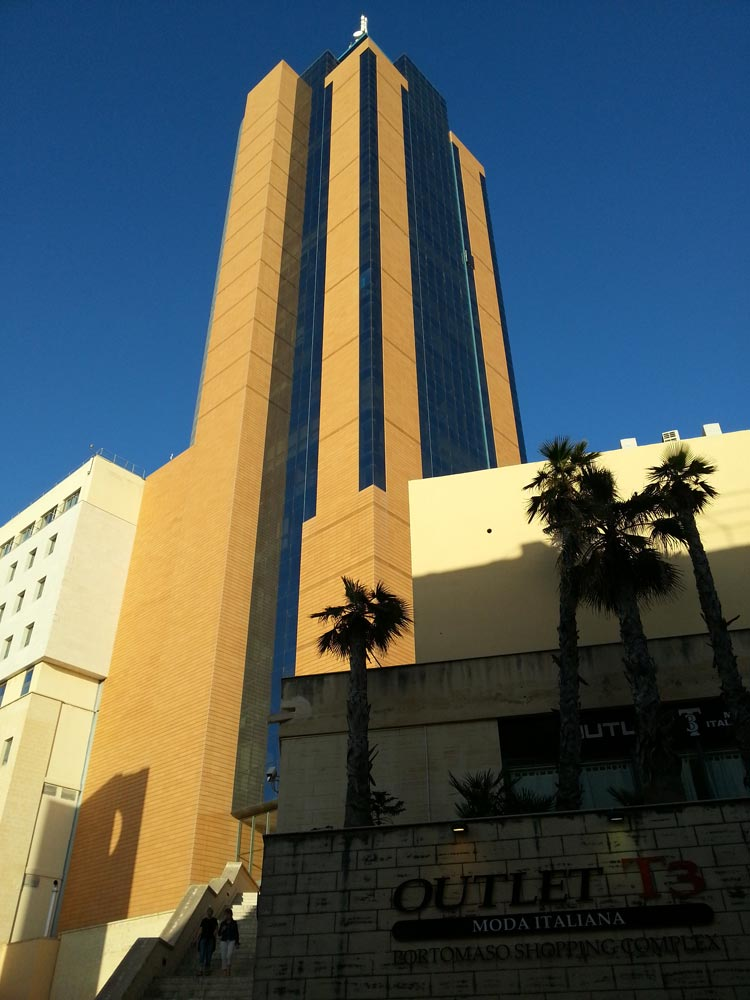 Portomaso Tower
