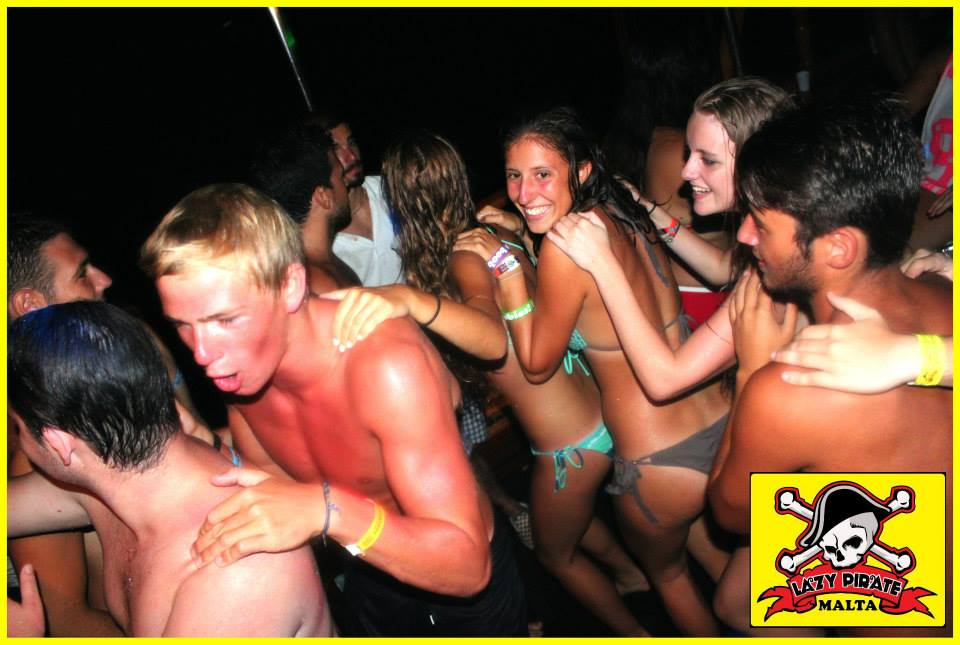Malta Partyboot
